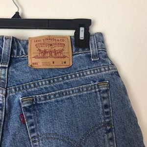 Levi's Shorts - Levi's 551 High Waisted Shorts
